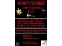 Flash Mob Bury St Edmunds - 2017