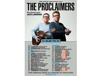 The Proclaimers o2 academy Glasgow Friday 16tb November 4 tickets