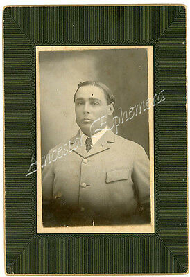 William Edward FOREMAN born 1876 photo Waltonville Illinois IL Joella CARSON