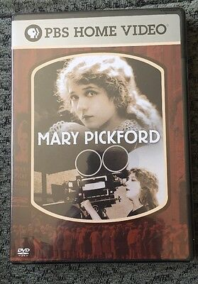 Mary Pickford PBS New!