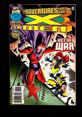 ADVENTURES OF THE X-MEN US MARVEL COMIC VOL.1 # 5/'96