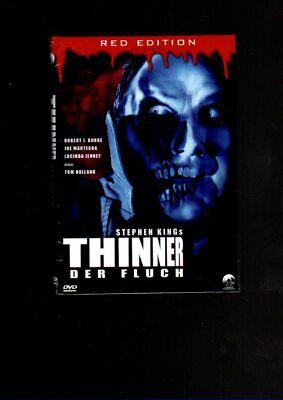 Stephen King´s  THINNER  Der Fluch  kleine Hartbox   (DVD)  NEU  OVP  FSK 18