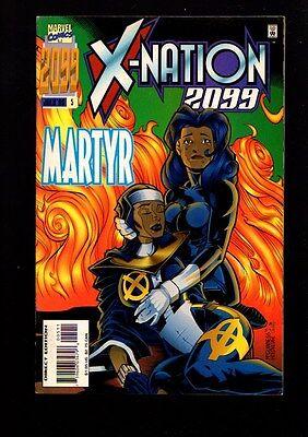 X-NATION <2099> US MARVEL COMIC VOL.1 # 5/'96