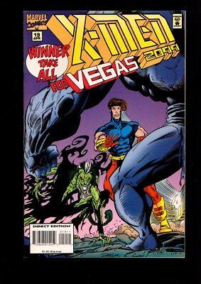 X-MEN 2099 US MARVEL COMIC VOL.1 # 19/'95