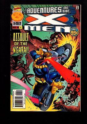 ADVENTURES OF THE X-MEN US MARVEL COMIC VOL.1 # 4/'96