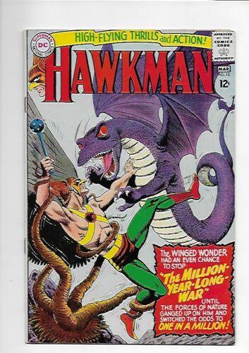 Hawkman #12 1966 8.0 VF Nice!
