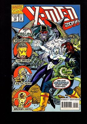 X-MEN 2099 US MARVEL COMIC VOL.1 # 12/'94