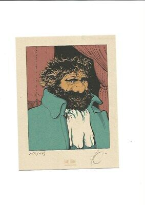 """Martin-ex-libris N°et s édité par SS-Titre pour la série  """"Sang d'encre """""""