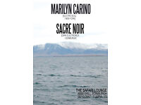 Marilyn Carino / Sacre Noir live at the Safari Lounge