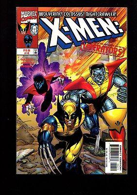 X-MEN <LIBERATORS> US MARVEL COMIC VOL.1 # 4/'99