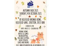 RSPCA Burton on Trent Branch Autumn Fair