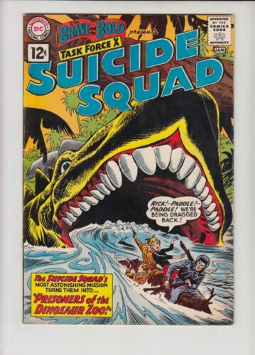 BRAVE AND THE BOLD #39 VG+
