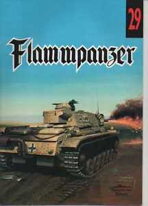 German Flammpanzer - Militaria Publishing - <span itemprop=availableAtOrFrom>Reda, Polska</span> - Zwroty są przyjmowane - Reda, Polska
