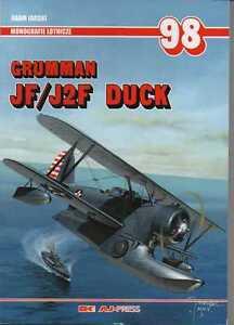 Grumman JF/J2F Duck - Aj Press RARE! - <span itemprop=availableAtOrFrom>Reda, Polska</span> - Zwroty są przyjmowane - Reda, Polska