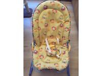 Free fisher price baby bouncer