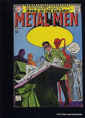 DC Comics Metal Men #23 (1966) VF