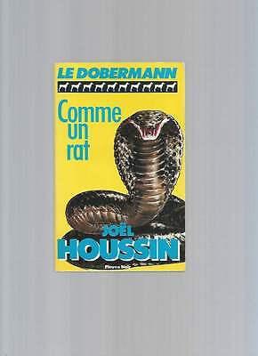 JoËl houssin . le dobermann n°3 . 1984 . eo . liberatore .