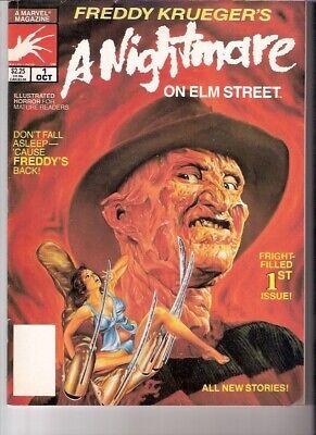 US-Marvel: Freddy Krueger - Nightmare on Elm Street SET 1 & 2! LIZENZENTZUG! TOP (Freddy Krueger Top)