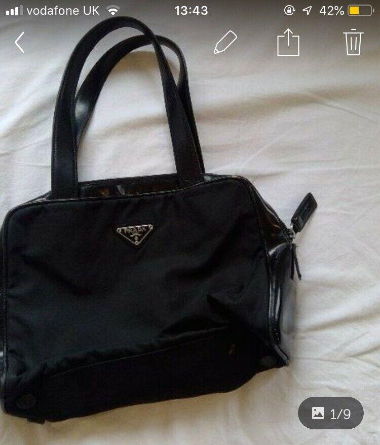 59c5b8c5439e Prada handbag
