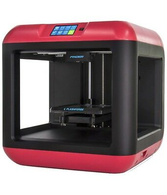 Flashforge 3D Printers Hd Touchscreen  New Model  Finder Brand New Item