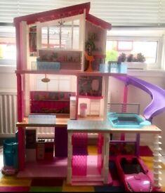 Barbie Estate Dream house