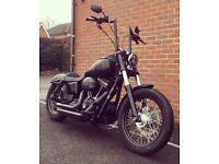 Harley Davidson Dyna Street Bob Custom