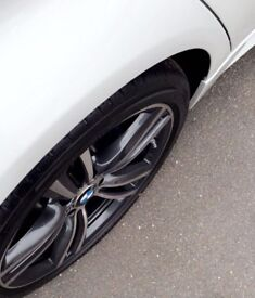BMW 3 Series 320i xDrive MSport Plus - White 66 Plate Factory Order Brand New, 15160 Miles Currently