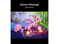 💥Danny's Relaxing Full Body Massage💥Central Durham 🇬🇧