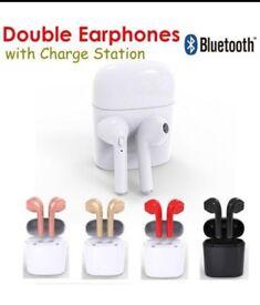 Airpods i7 tws earbuds Bluetooth earphones
