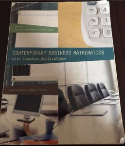 First Year Business Math Book