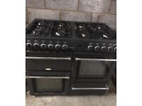 Country chef range cooker