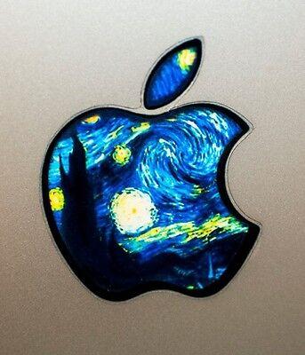 GLOWING STARRY NIGHT Apple Macbook Pro Air Sticker Laptop DECAL 11,12,13,15,17in