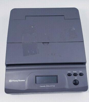 Pitney Bowes 30 Lb X 0.1oz Digital Scale Xj-3k807 B1