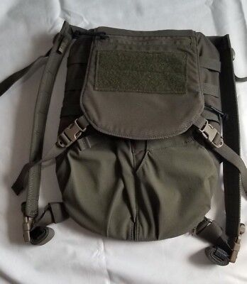 Eagle Industries Turtle Assault Pack AERO Removable Back Panel Yote Ranger Green for sale  Woodbridge