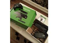 Xbox one 500GB kinetic bundle with 1 game