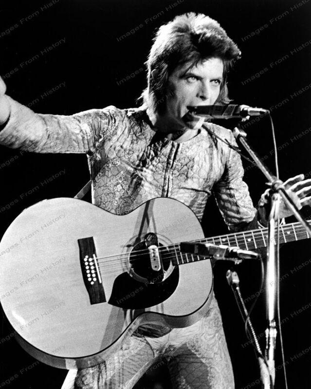 8x10 Print David Bowie #DB215