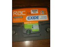 Car battery 12v 47ah