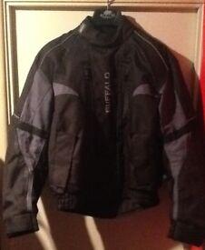 Brand New Buffalo Spear Motorbike Jacket, size 38 (S)