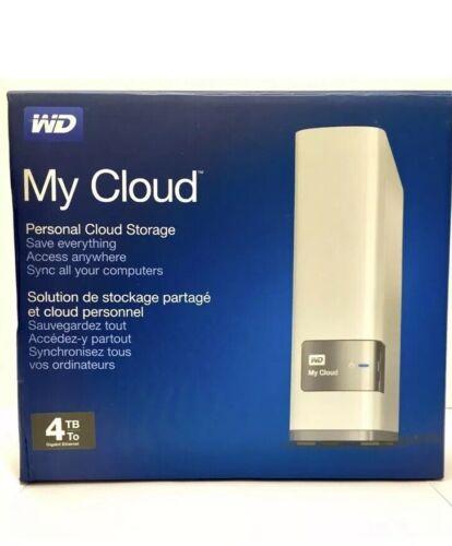 WD Western Digital My Cloud 4TB NAS Festplatte USB 3.0