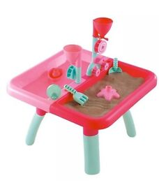 ELC Sand and Water Tray with toys. Brand New