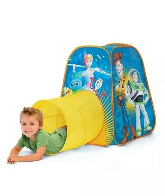 Disney/Pixar Toy Story 4 - Forky's Adventure Play Tent with Tunnel