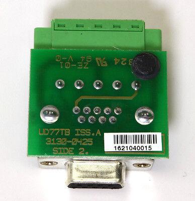 Ud77tb Module For Control Techniques Ud77 3130-0425 77 Unidrive Ud 9290-0056