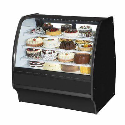 True Tgm-r-48-scsc-s-w 48 Refrigerated Bakery Display Case
