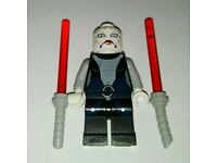 "7957 LEGO Star Wars Figur /""Asajj Ventress/"" SW 318 TOP SITH Selten SAMMLUNG"