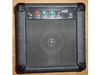Gear4Music GL-10 10W Guitar Practice Amplifier Amp – Excellent Condition