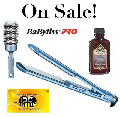 """Special: Babyliss Flat Iron Set- 1"""" or 1.5"""" choice"""