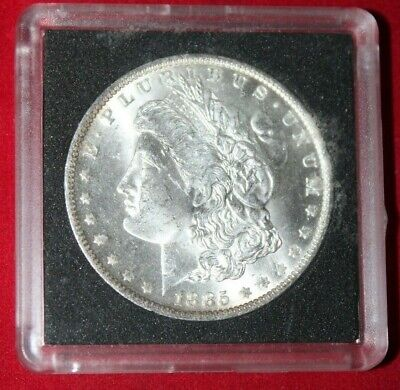 Available is a 1885 O United States Silver Morgan Dollar for Sale