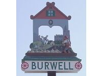 WANTED 1-2 bedroom property to rent in Burwell, Cambridgeshire