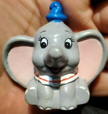 Vintage Disney Dumbo Figure Blue Hat Figurine Cake Topper ...