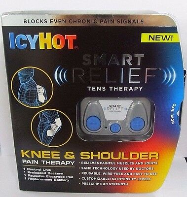 IcyHot Smart Relief Knee & Shoulder Pain Therapy Kit